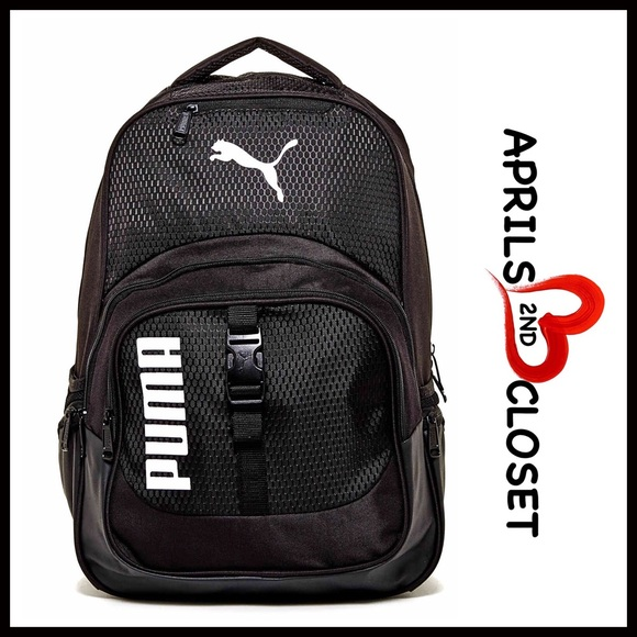 a1c153f22ef7 PUMA Large Backpack With Ball Pocket