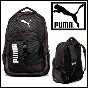 7fcae3e0de86 Puma Bags - PUMA Large Backpack With Ball Pocket