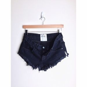 One Teaspoon Pants - ONE Teaspoon Shorts