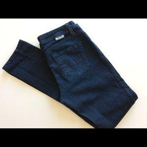 17/21 Exclusive Denim Denim - Dark Blue High-Rise Skinny Jeans