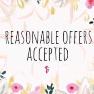 🍭🎈All reasonable offers are accepted 🎈