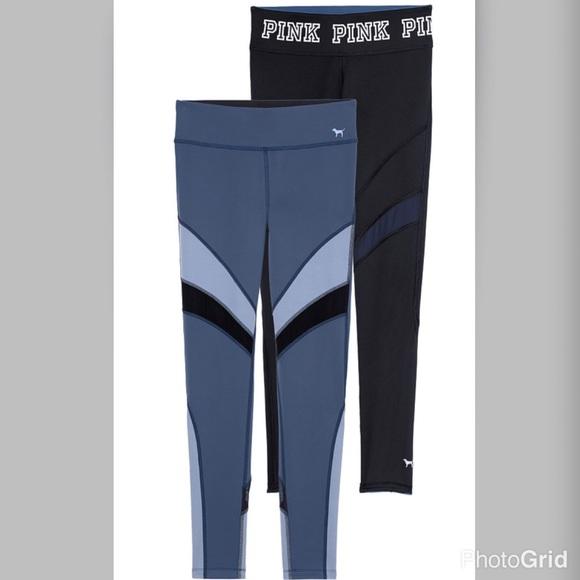 dc568f4f63b22f PINK Victoria's Secret Pants   Pinkultimate Reversible Yoga Legging ...