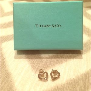 Authentic Tiffany & Co Elsa Peretti Earrings