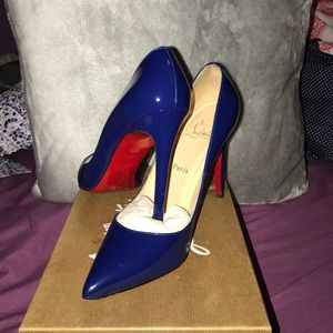 Christian Louboutin Pigalle Patent Leather