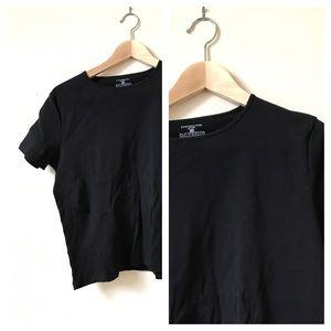 Jones New York Black T-shirt