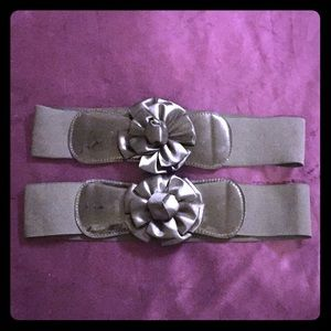 Accessories - Brand New Elastic Waist Belt (2 pc)