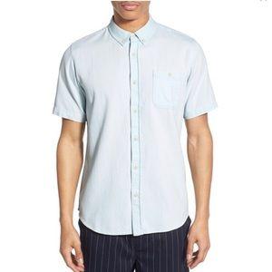 Ezekiel Other - MEN: Ezekiel 'Howser'  Denim Woven Shirt
