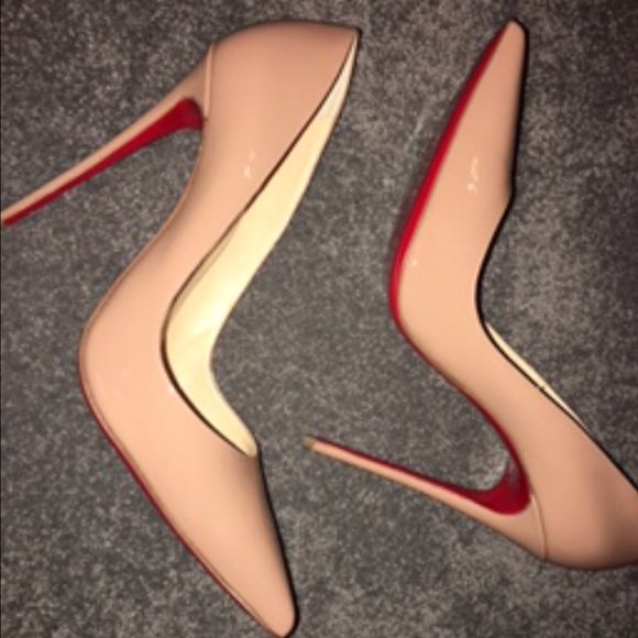 cheap christian louboutin shoes size 42