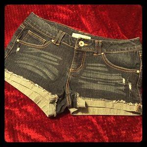 👒Paris Blues👒 Denim Shorts