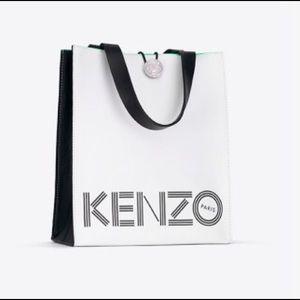 Kenzo Handbags - H&M Kenzo collab small tote