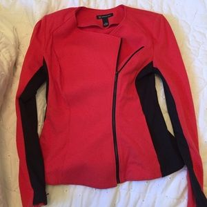 Inc International color Block jacket