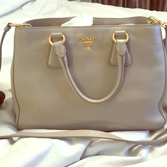 d1679eab57f299 Prada Bags | Authentic Vitello Diano Less On Ebay | Poshmark