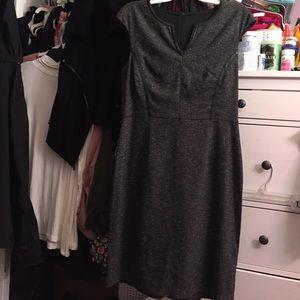 connected apparel Dresses & Skirts - Dark grey sheath dress