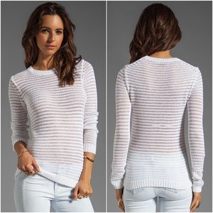 Theory Meander Camille B Pullover