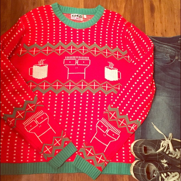 descendents christmas sweater - Descendents Christmas Sweater