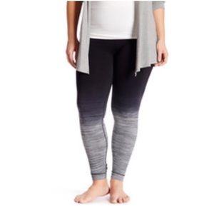 Electric Yoga Ombré Faded Legging Plus Size