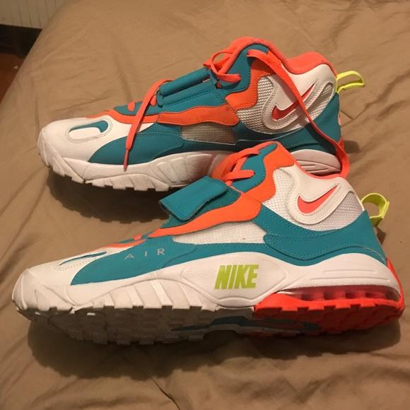 Nike Shoes Speed Turf Miami Colorway Size 15 Sneaker Poshmark