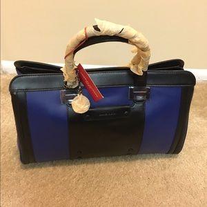 Charles Jourdan Handbags - Charles Jourdan Leather Satchel