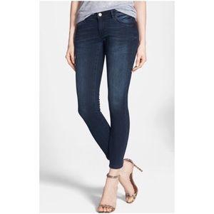 MICHAEL Michael Kors Indigo Skinny Jeans