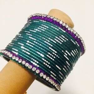 Jewelry - Indian party wear bangle set