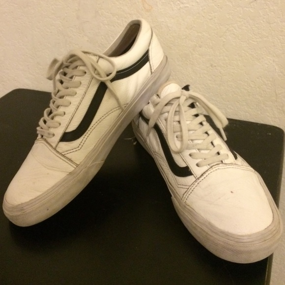 mens vans shoes size 8