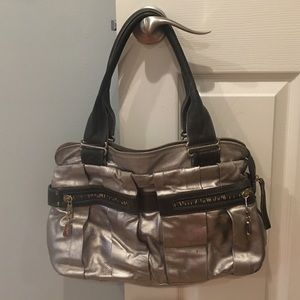 See by Chloe metallic day tripper bag