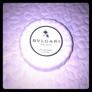 Bulgari Other - 💯BVLGARI BULGARI AU THÈ BLANC SOAP 75g 2.6oz
