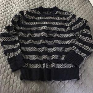 J.Crew Men's Wool Sweater