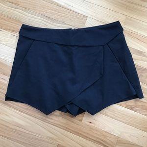 Forever 21 Pants - Forever 21 Asymmetrical Skort