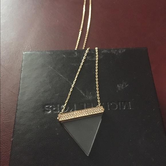 Michael Kors gold necklace 63% off Michael Kors Jewelry - Michael Kors gold necklace from Laritha's closet on Poshmark - 웹