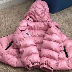 Moncler Jackets & Coats - Kids size 3 moncler hooded coat
