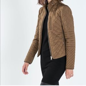 Zara Jackets & Blazers - Zara motto jacket