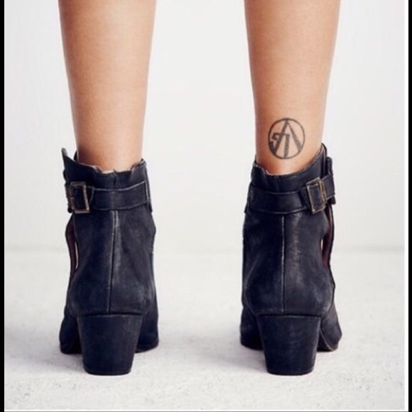 Free People - Free people Belleville ankle boots/booties from L's ...