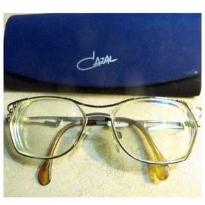 Vintage CAZAL Eyeglasses, Cazal Sunglasses