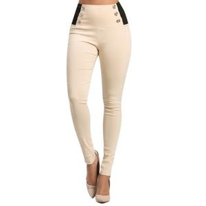 High Rise Legging Pants