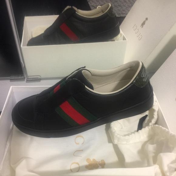 3422ad9458 Boys (Child) Gucci Sneakers