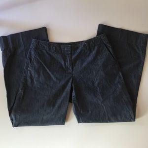 """J.Crew cotton """"City Fit"""" pants"""
