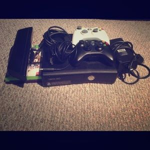 Other - Xbox 360 with Kinect