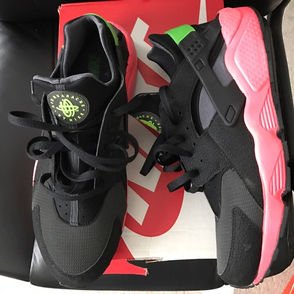 4c0163f62 ... best price nike air huarache yeezy colorway size 12 698c8 6daed