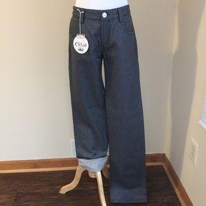 Chloe Denim - NWT Chloe gray denim jeans sz 40 (US 8)