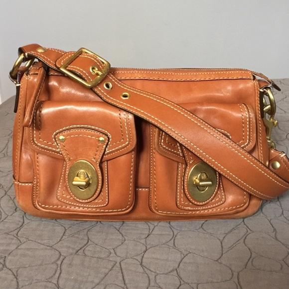 c35ab46260 ... purse with key chain 96c88 b54bd  amazon coach leather turn key satchel  b356e c804b