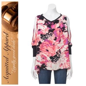 Juicy Couture Tops - 🆕 Juicy Couture Open Shoulder Woven Top