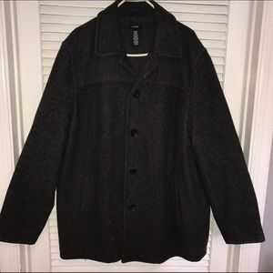Wool Jcrew coat with Thinsulate