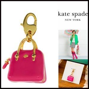 kate spade Jewelry - ❗1-HOUR SALE❗KATE SPADE 'Handbag' Jewerly Charm