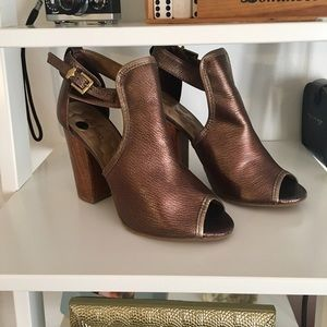 Klub Nico Open Toe Sandals from Anthropologie