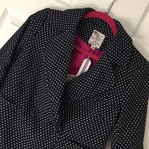 Tulle Jackets & Blazers - Tulle NWT Polka Dot Blazer