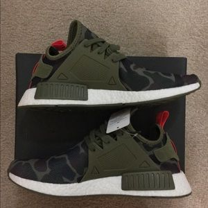 Adidas Nmd Xr Olive Duck Camo