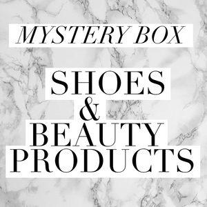 Mystery box shoes & beauty 2