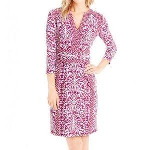 J. McLaughlin Dresses & Skirts - Muirfield Pale Blue + Purple Lola Dress