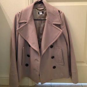 JCrew 100% wool coat
